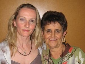 Adrienne Egan & Rosita Arvigo