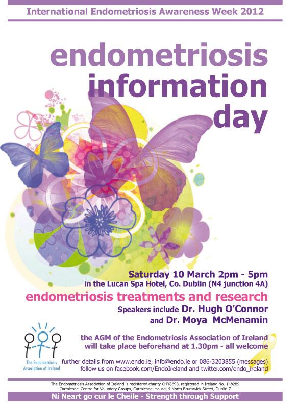 Endometriosis Information Day 2012